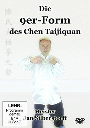 Die 9er-Form des Chen Taijiquan, 1 DVD-Video