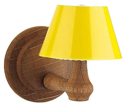 Kahlert Licht 10364 poppenhuis accessoires, houtkleuren, geel