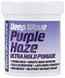 WaveBuilder Deep wave purple haze ultra hold pomade, 3 Ounce