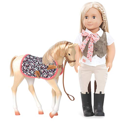Riding Lesson Outfit Perfect for The American Horse Riding Girl Sophias 18 Inch Doll 4 Pc 4pc Riding Outfit 18 Inch Doll Outfit Set of Graphic Horse Doll Tee Riding Boots /& Helmet Leggings