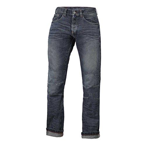 Büse 111771-31/32 Damen Jeans San Diego Umschlag, Schwarz, Größe : 31/32