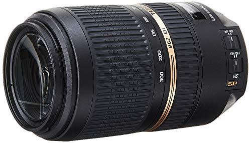 Tamron SP 70-300mm F/4-5.6 Di VC USD SLR Objectif téléobjectif Zoom - Lentilles et filtres d'appareil Photo (SLR, 17/12, Objectif téléobjectif Zoom, 1,5 m, APS-C, Cadre Entier, 8°)
