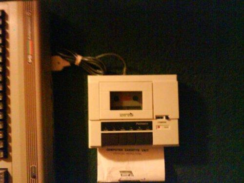 Price comparison product image Commodore 64 Video Game Cassette Unit