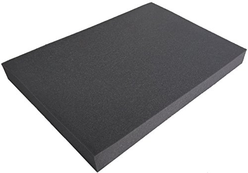 Panel en Goma Espuma cojín en Goma Espuma Acolchado de Silla Recubrimiento Multifuncional 500mm x 350mm x 50mm