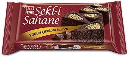 Eti Paykek Şekl-i Şahane Çikolata Soslu Fındıklı Kek 285 g