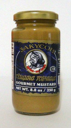 Zakuson Gourmet Mustard Hot
