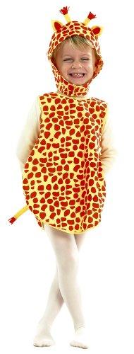 Cesar - A015-001 - Déguisement pour Enfant - Girafe - 3-5 Ans