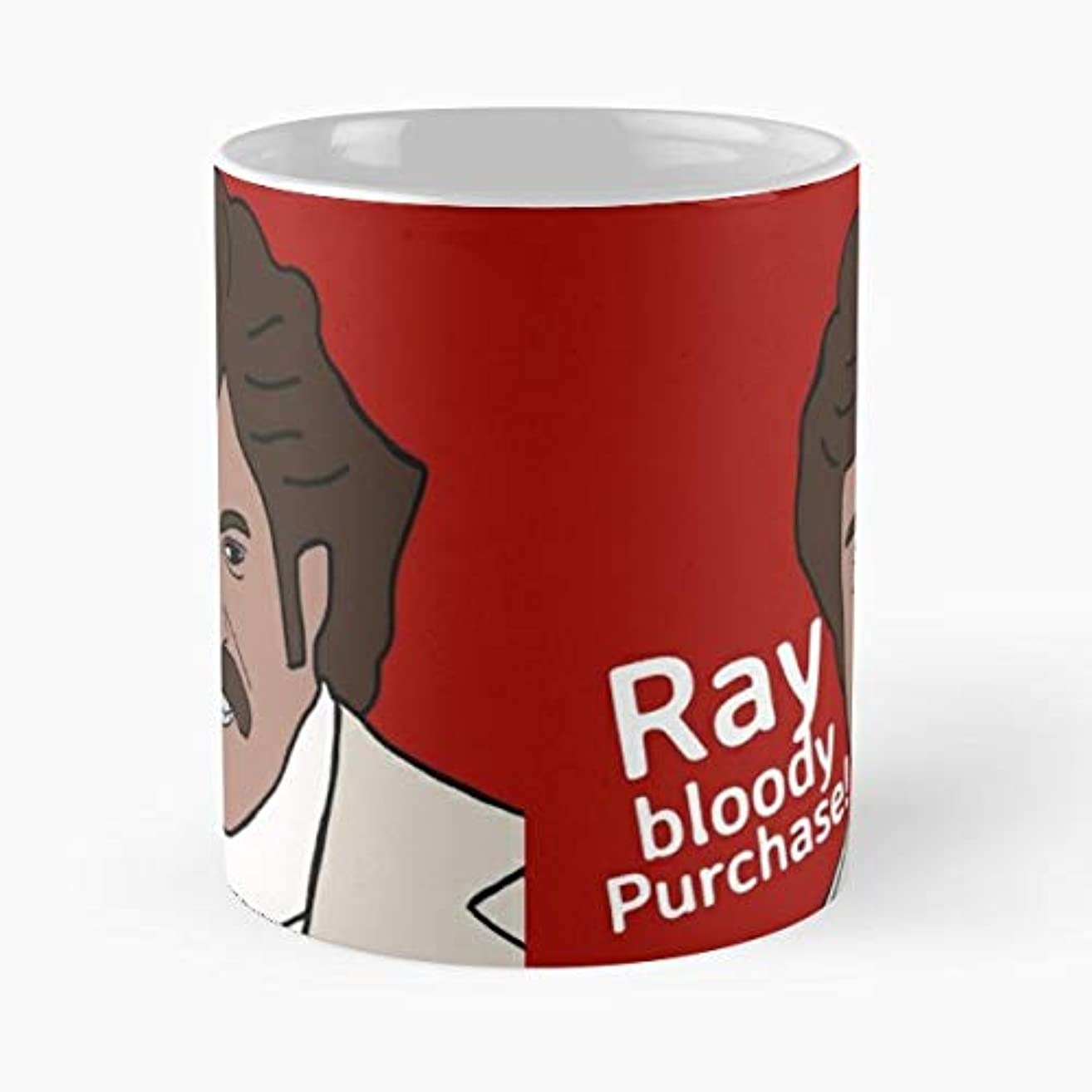 Toast Of London Ray Purchase Funny Coffee Mugs Unique Ceramic Novelty Cup
