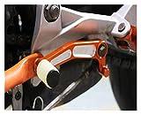 Pie Clavijas Motocicleta del pie y la palanca del freno de pedal Cambio de marchas de la palanca Par CNC de aluminio Para K&TM 390 D&UKE 2013 2014 2015 2016 125 200 Estriberas