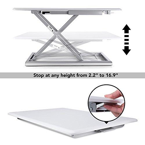 AboveTEK Standing Desk Converter