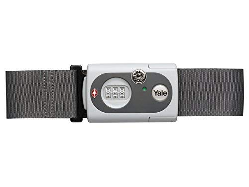 Yale Locks TSA Luggage Strap (Mixed Colours) by Yale Locks