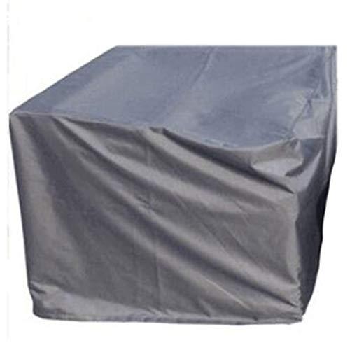 Outdoor Meubilair Stofhoes Sofa Regen Rotan Stoel Kast Machine Apparatuur Beschermende Zonnebrandcrème Waterdichte Stoel Cover 75 * 75 * 85cm,