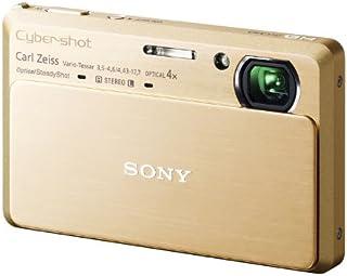 ソニー SONY デジタルカメラ Cybershot TX9 (1220万画素CMOS/光学x4/デジタルx8) ゴールド DSC-TX9/N