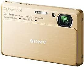 SONY Digital Camera Cybershot TX9 (12.2MP CMOS/x4 Optical Zoom/x8 Digital Zoom) Gold DSC-TX9/N - International Version