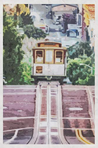 Price comparison product image San Franciscos Cable Cars: 2020 Planner Calendar Daily Weekly Monthly Organizer