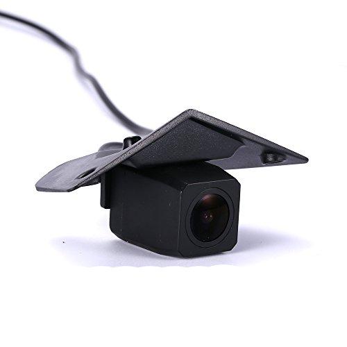 Auto vista frontale fotocamera,colore impermeabile veicolo Carmera visione telecamera con vista frontale per Mercedes benz Car Logo Mark Vito Sprinter Viano A/B/C/E/SLK/G/GL/GLK/M/SL class