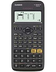 Casio FX-82SPXII Iberia - Calculadora científica, Recomendada para el curriculum español y portugués, 293 funciones, color gris