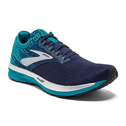 Brooks Women's Ricochet Navy/Blue/White 11.5 B US