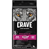CRAVE Grain Free Adult High Protein Natural Dry Dog Food with Protein...