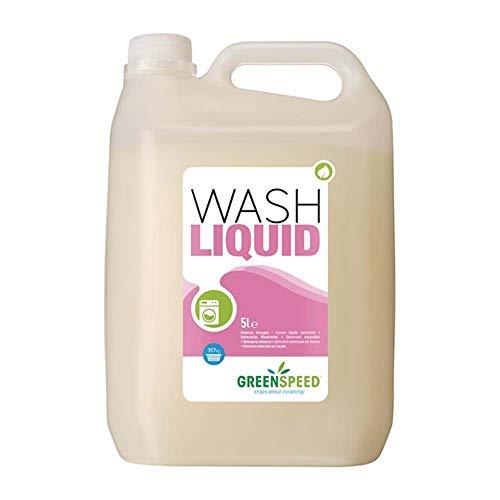 Maya 4002864 - Wash Liquid Detergente Líquido Profesional, 5 L