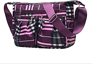 New Women's Crossbody Bags, Shoulder Bags, Waterproof Nylon Travel Belt Bags