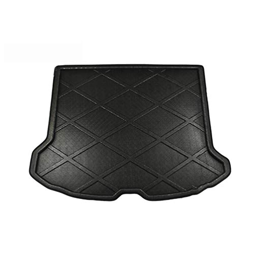 NTUOO Car Trunk Mat Tray Boot Liner, for Volvo XC60 2009 2010 2011 2012 2013 2014 2015 2016 2017 Luggage Cargo Guard Carpet Protector Floor Pads, Auto Interior Accessories