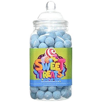 mr tubbys blue raspberry bonbons - sweets n treats green label - medium jar 700g(pack of 1) Mr Tubbys Blue Raspberry Bonbons – Sweets n Treats Green Label – Medium Jar 700g(Pack of 1) 41qpogEwY8L