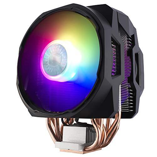 Cooler Master MasterAir MA610P ARGB, Ventiladores CPU