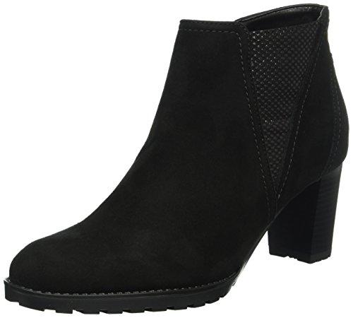 Jenny dames San Vito St korte schacht laarzen, zwart (zwart 71), maat 41,5 EU (7,5 UK) (10 US).