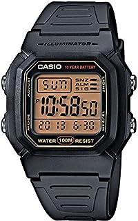 Casio Digital Water Resistant Watch [W-800HG-9AV]