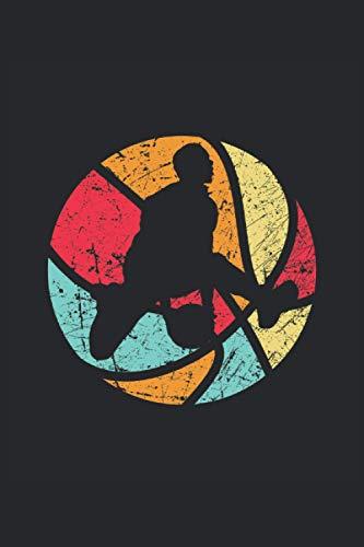 Basketball Retro Style: Basketball Retro Style: Basketball Notizbuch, Planer oder Tagebuch für die Hobby Basektballer und Basketballerin die gern Baskettball spielen in einer Baketballmannschaft?