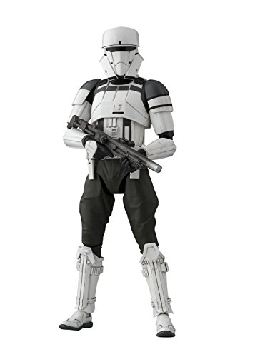 Bandai S.H.Figuarts Star Wars Series Rogue One Hover Tank Commander, 15 cm image