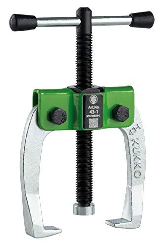 KUKKO 43-1 zweiarmiger Abzieher Spannungstiefe 50mm Spannungsweite 60mm