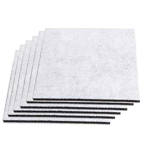 YAJIWU Recambios de 10 piezas/lote de filtro HEPA para filtro de motor de repuesto, filtro de algodón, filtro de entrada de aire de viento