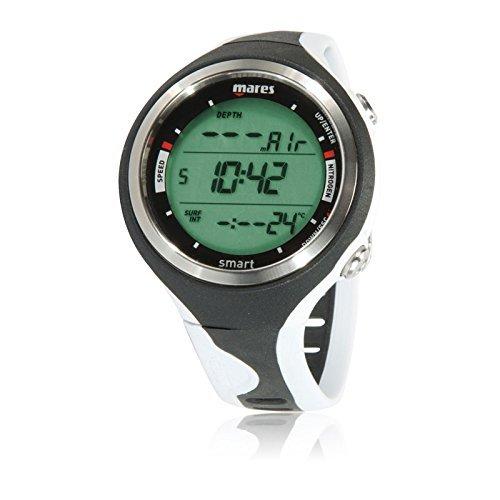 Mares Tauchcomputer Smart - Uhrenformat mit verschiedenen Alarmen by Mares