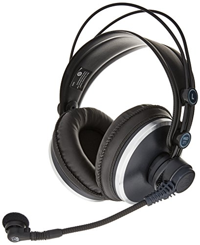 AKG Pro Audio HSD271 Professional Headset with Dynamic Microphone
