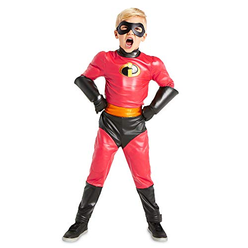 Disney Dash Costume for Kids - Incredibles 2 Size 3 Red