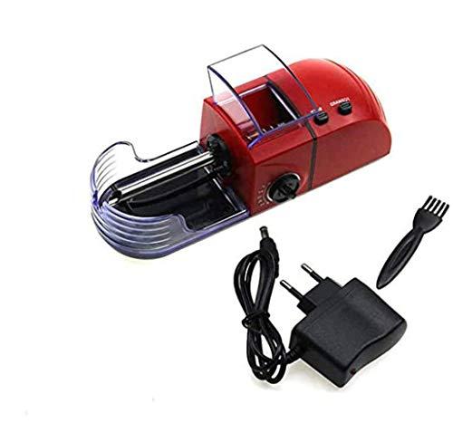 GUOSHUFANG Edelstahl-Minimaschine+Tragbare Werkzeuge+mit Strom+Schnelles + Zeitsparendes + Hochwertiges ManngeschenkBlue Red