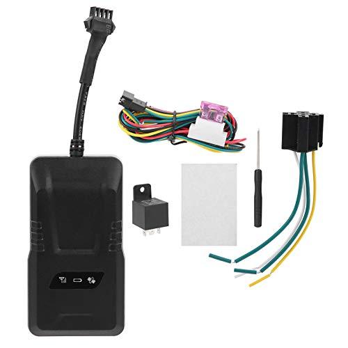 Rastreador GPS, localizador de automóviles GSM/GPRS/GPS Posicionamiento Geo-Fence Seguimiento en tiempo real IP65 Soporte impermeable Alarma de vibración