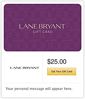 lane bryant gift card