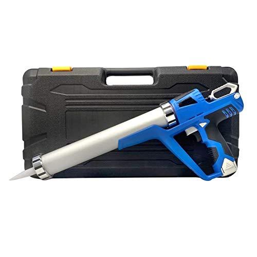 Gxnimer Pistola de calafateo eléctrica inalámbrica de 12 V - Cartuchos o...