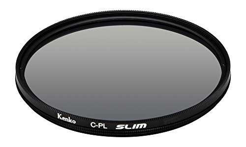Kenko PLC Slim - Filtro polarizador, 52 mm