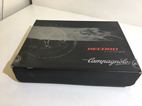 Pédalier CAMPAGNOLO modèle record 10 V mesure 30 – 42 – 53 manivelle 170
