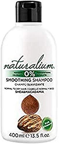 4. Naturalium Shea & Macadamia Shampoo Champú – 400 ml