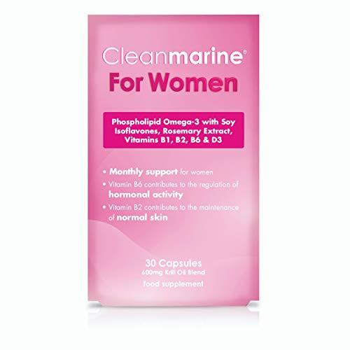 Cleanmarine for Women Capsules, 30 Capsules,NLF071