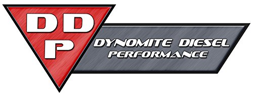 Dynomite Diesel Products Injectors ($1400 Core Charge Included) Duramax 01-04 Lb7 Injector Set - 50Hp - DDP LB7-50