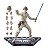 Star Wars- Black Series Hyperreal Luke Skywalker (Hasbro E6611EU4)