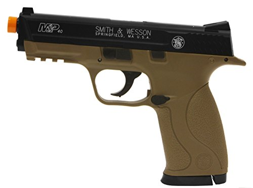 Smith & Wesson M&P Dark Earth HPA Airsoft Pistol