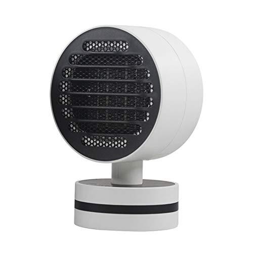 ZYCH Calefacción Handy Heater,Calefactor Portátil Mini Estufa Eléctrica Instant Heater Termoventilador Bajo Consumo Adaptador Giratorio Calefactor Electrico 500W Eléctrico Calefactor Calentador