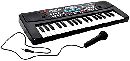 The Flyer's Bay Big Fun 37 Key Electric Piano Keyboard Musical Toy
